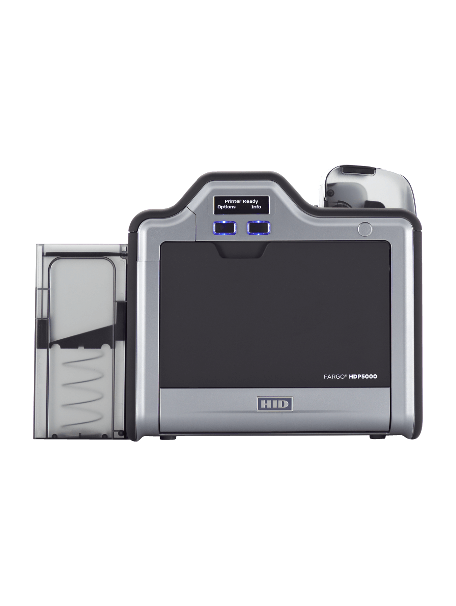 HID FARGO HDP8500 Industrial ID Card Printer & Encoder