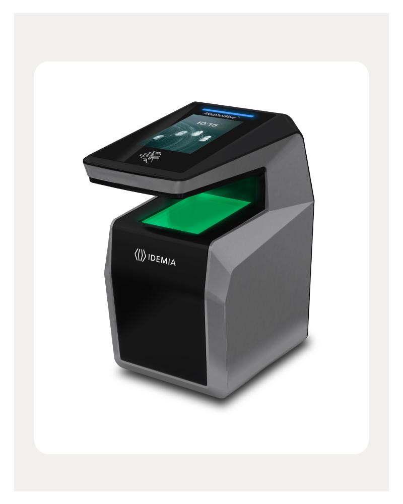 Buy IDEMIA Morphowave High Quality Biometrics in GCC