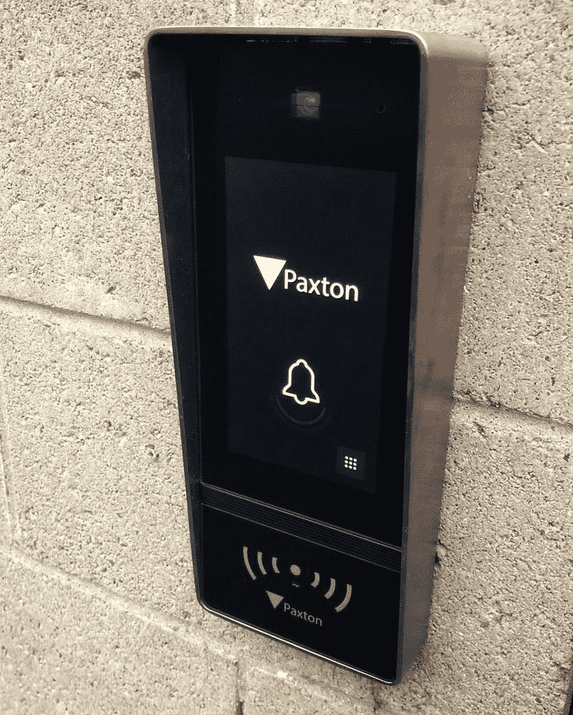 paxton security systems