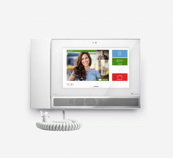 PAX-337-292 - Net2 Entry Premium monitor with handset