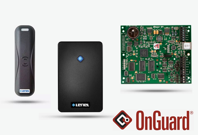 lenel onguard security systems