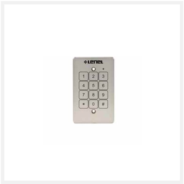 Order LenelS2 LNL-834S121NN Indestructible Keypads in UAE and Qatar