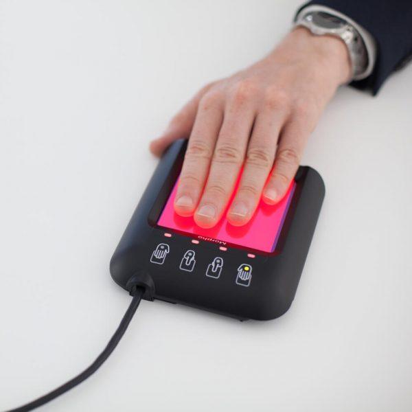 Buy MorphoTop Slim Finger Print Scanner