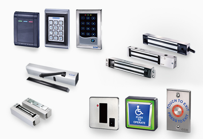 GEM security products