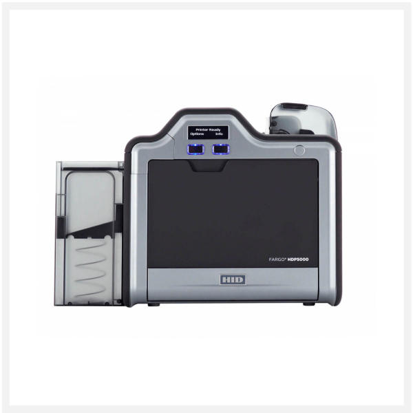 HID FARGO HDP5000 ID Card Printer