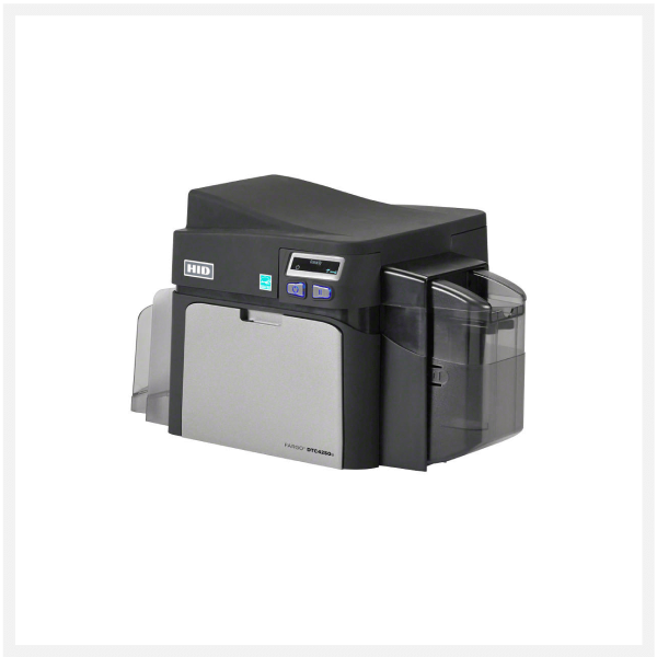 HID FARGO DTC4250e ID Card Printer & Encoder