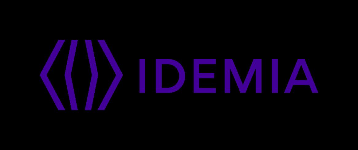 idemia brand logo
