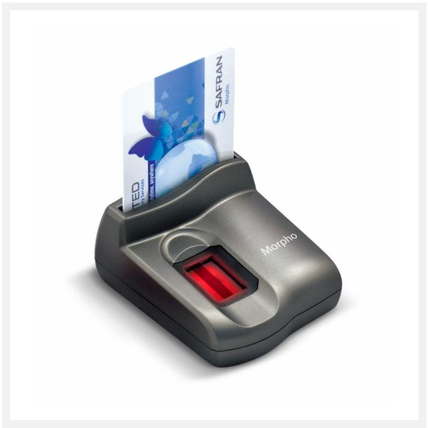 Purchase IDEMIA MSO 1350 Card Reader and Fingerprint Reader in UAE, Saudi and Qatar
