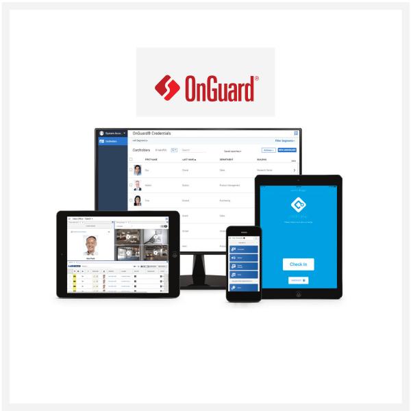 OnGuard Integrated Platform - Lenel