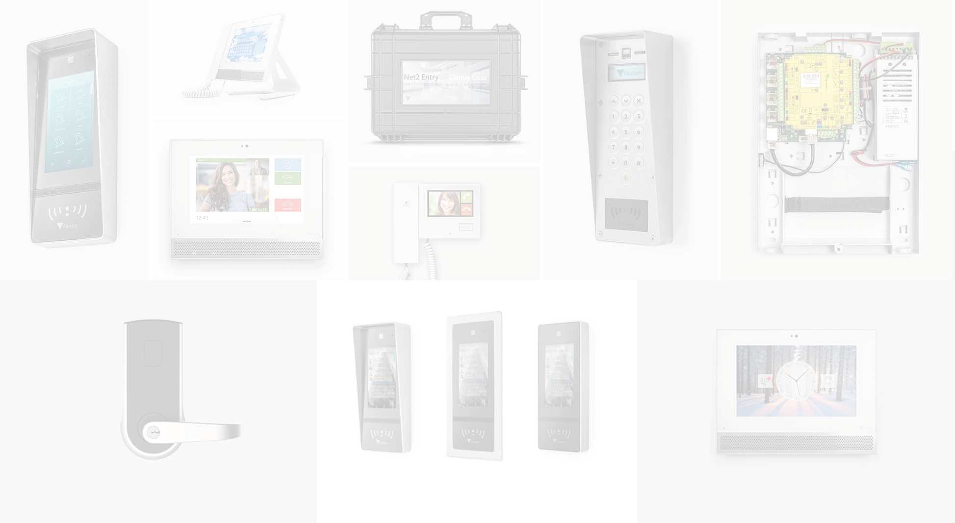 Proximity Access Control Solutions from Paxton Access