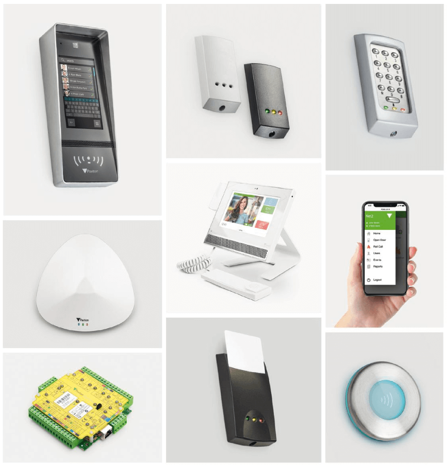 paxton security devices