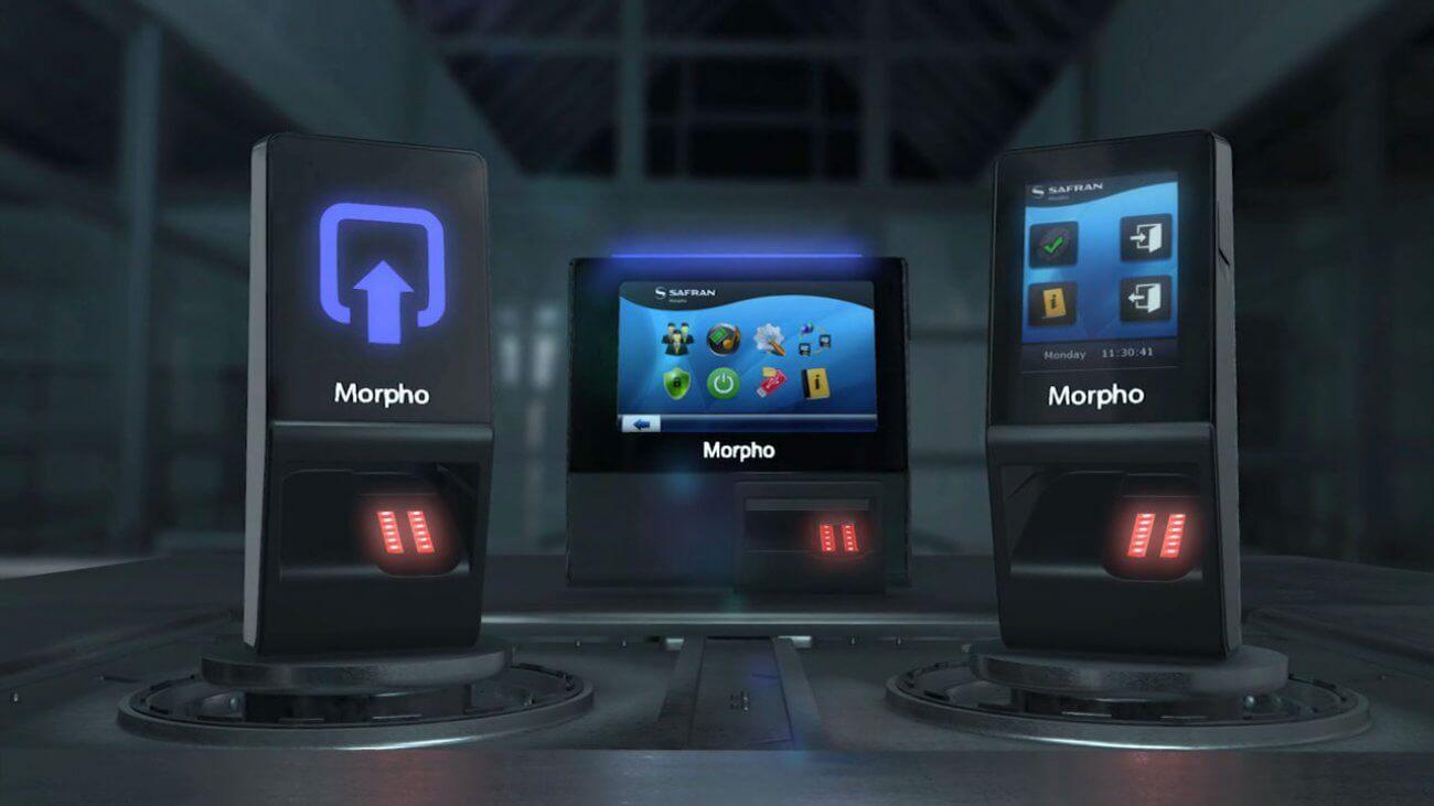 Morpho Access Sigma Vs Morpho Sigma Lite