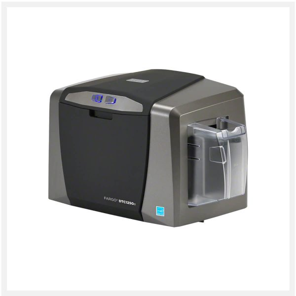Get HID FARGO DTC1250e ID Card Printer and Encoder in UAE, Saudi and Qatar
