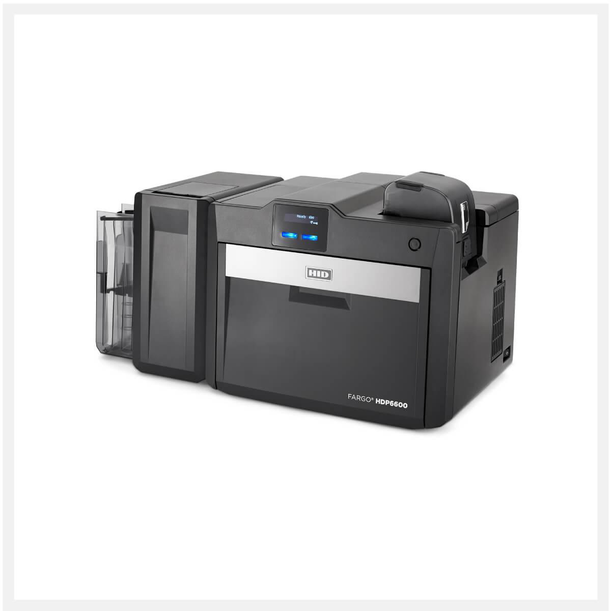 Buy HID FARGO HDP6600 Card Printer & Encoder in UAE and Qatar