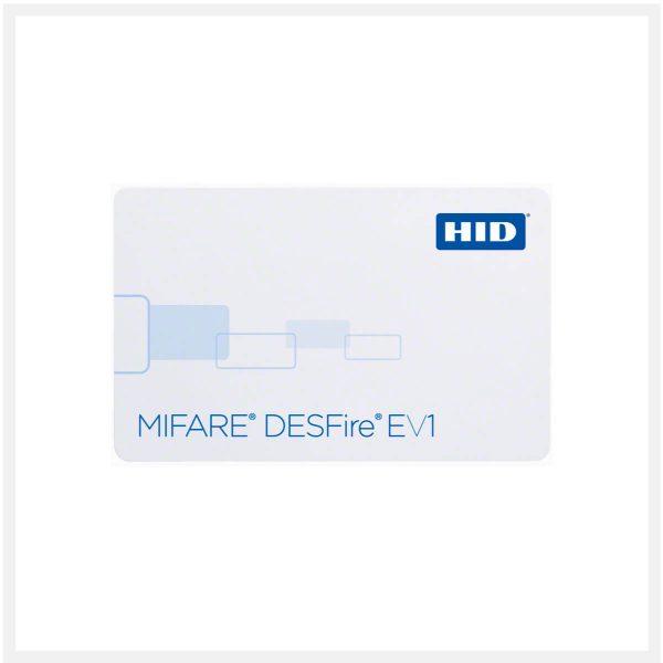 Buy HID FlexSmart MIFARE DESFire EV1 1450 Card in UAE, Saudi & Qatar