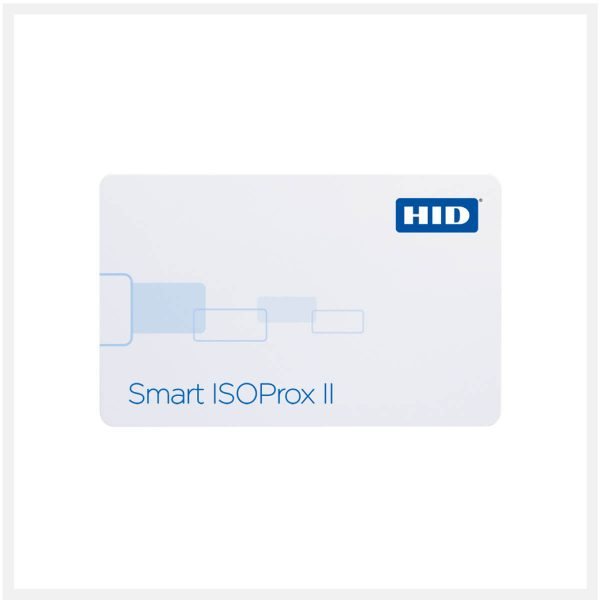 Buy HID Proximity 1597 Smart ISOProx II Card in UAE, Saudi & Qatar