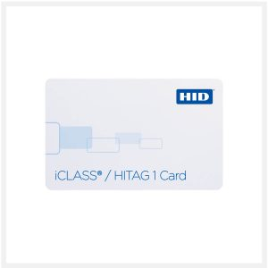 Buy HID iCLASS HITAG1 Card 202x in UAE & Qatar