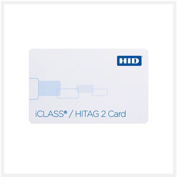 Buy HID iCLASS HITAG2 Card 202x in UAE & Qatar