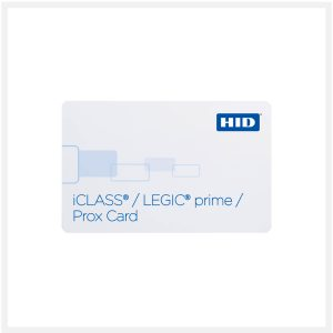 Buy HID iCLASS LEGICprime 1024 Prox Card 252/262 in UAE, Saudi & Qatar