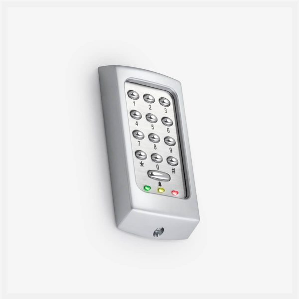 Buy Paxton TOUCHLOCK stainless steel keypad in UAE, Saudi and Qatar