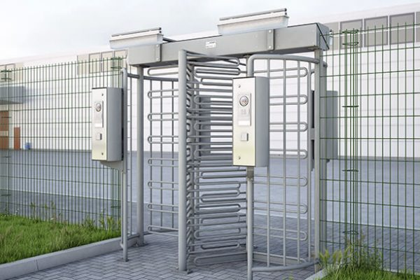 Buy Magnetic Perimeter Protection MPT Double Turnstile in UAE, Qatar and Saudi Arabia