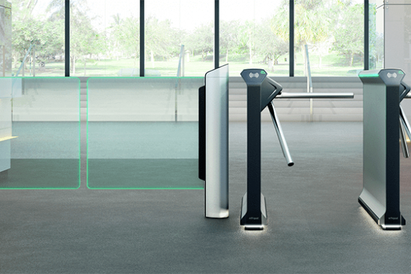 Buy Magnetic FlowMotion mTripod Turnstile in UAE, Qatar and Saudi Arabia