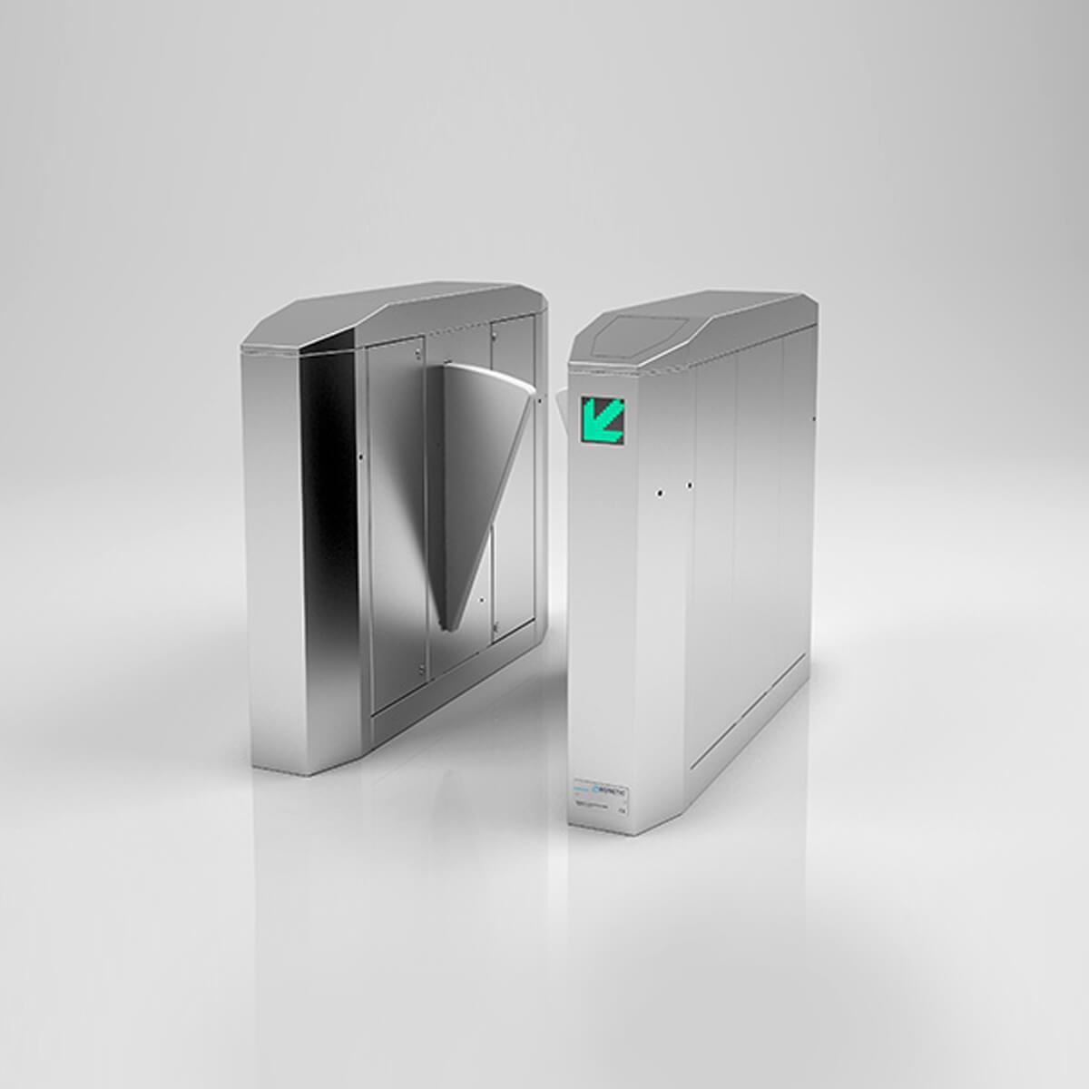 Buy Magnetic Access Control-MP MPR retractable gates in UAE, Qatar and Saudi Arabia