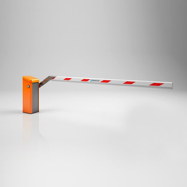 Magnetic Access L Barrier in UAE, Qatar and Saudi Arabia