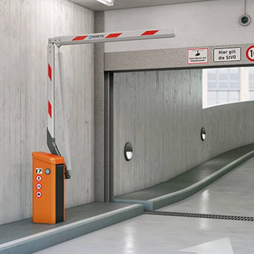 Magnetic Parking Pro Barrier