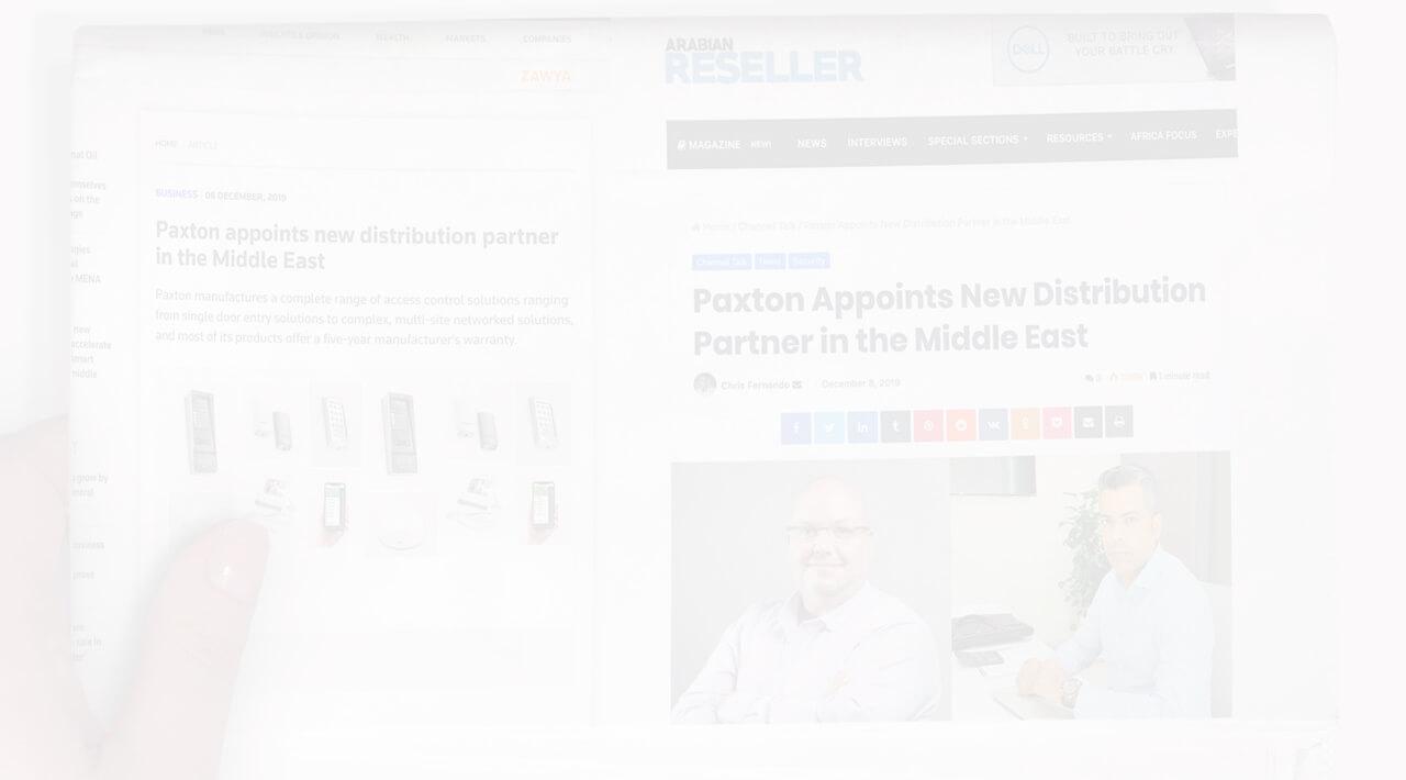Stebilex is in the news!