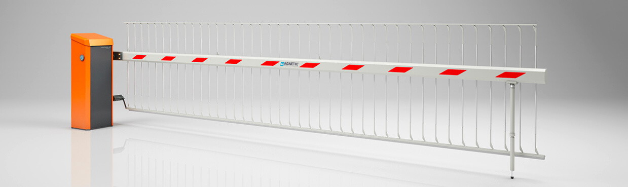 Buy Magnetic Skirt with climb over prevention 1300-mm Barrier in UAE, Qatar and Saudi Arabia