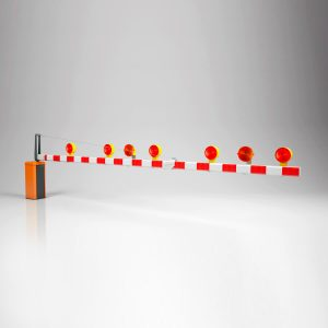 Buy Magnetic Traffic H1 Barrier in UAE, Qatar and Saudi Arabia