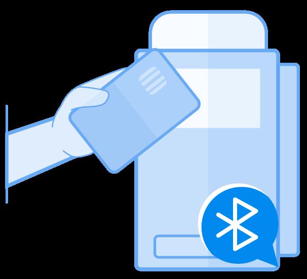 Bluetooth NFC