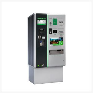 HUB Parking Technology ZEAG Automated Pay Station - APS
