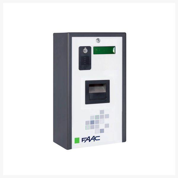 HUB Parking Technology FAAC ParQube AccessReader