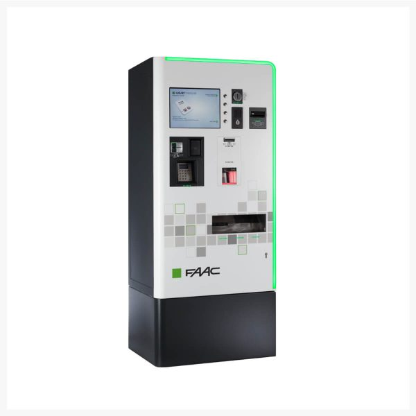 HUB Parking Technology FAAC ParQube Automated Pay Station - APS