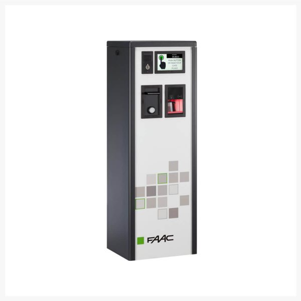 HUB Parking Technology FAAC ParQube LE - Entry stations