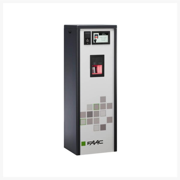 HUB Parking Technology FAAC ParQube LX - Exit station