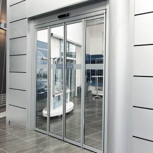 SF1400 Automatic folding door - 105436CS