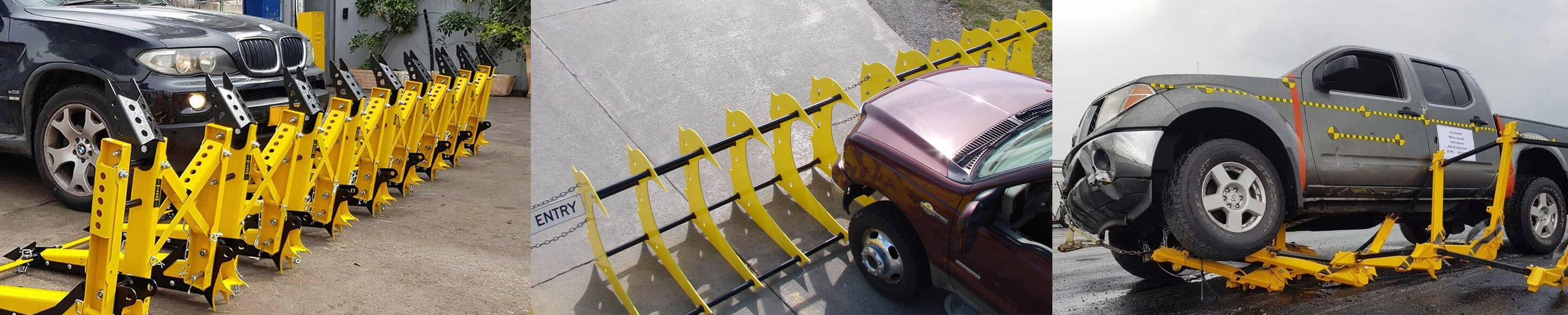 vehicle-barriers