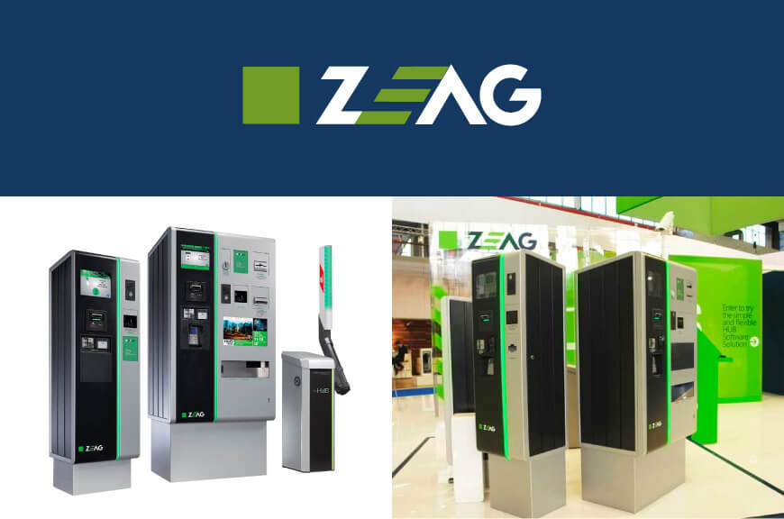 ZEAG solution for HUB parking