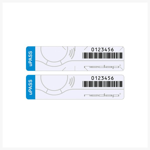 Nedap UHF Windshield Tag