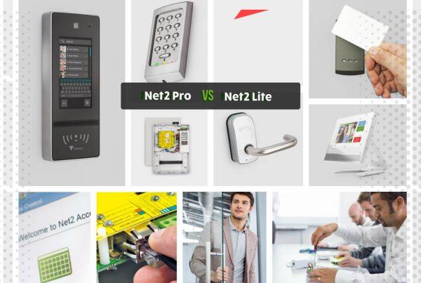 Paxton Net2 Pro Vs Paxton Net2 Lite