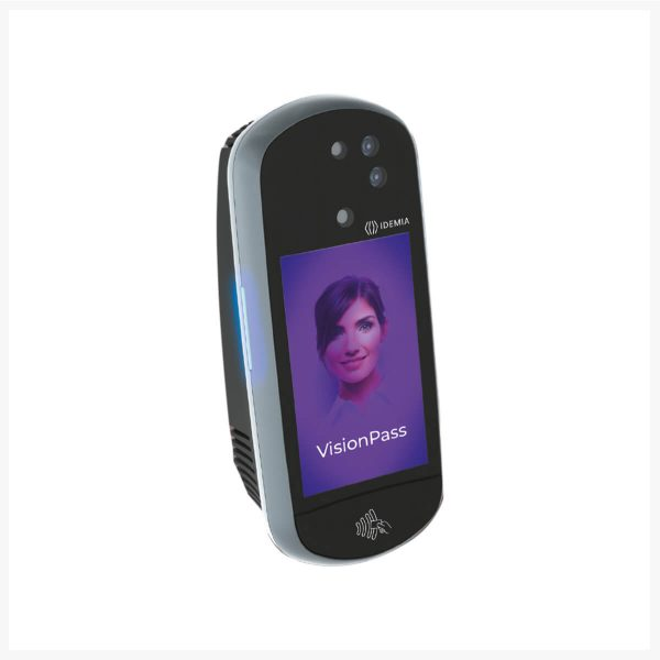 IDEMIA VisionPass Facial Recognition (supports 20,000 users, 3D facial recognition)