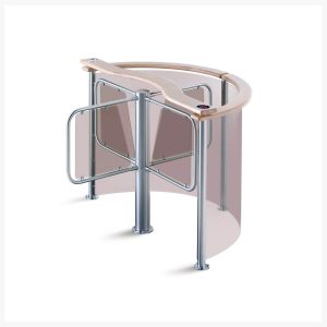 PERCo-RTD-03S-Waist-high-Rotor-Turnstile