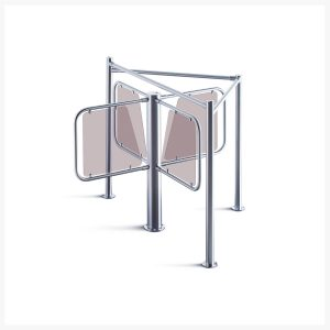 PERCo-RTD-03S-Waist-high-Rotor-Turnstile-RB-03S