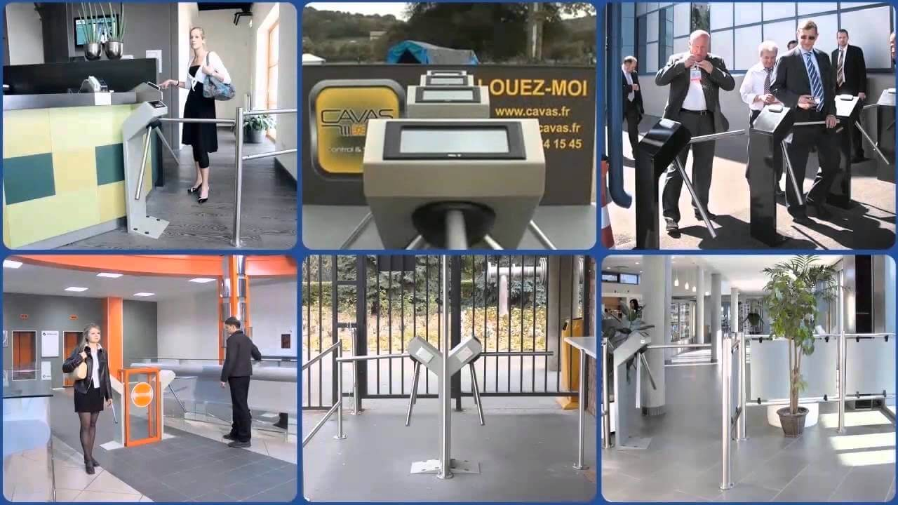PERCo's Smart Turnstile: The Ready to Use Turnkey Access Control Solution