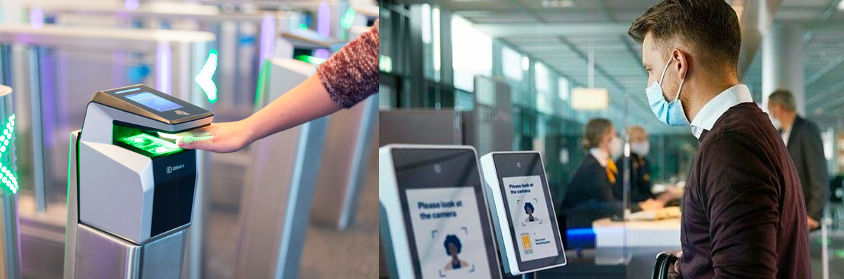 contactless biometrics