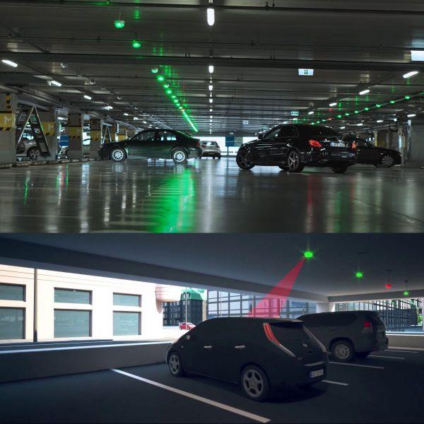 Arma-Kontrol-Parking-Guidance-System