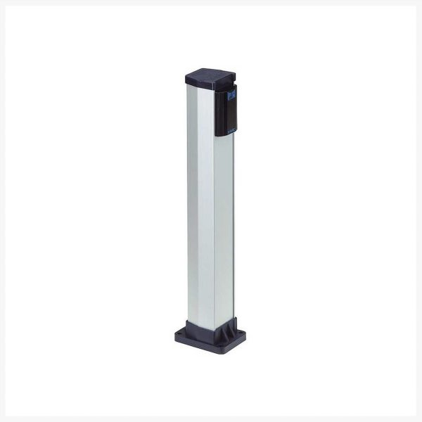 FAAC-low-column-in-aluminium---401028